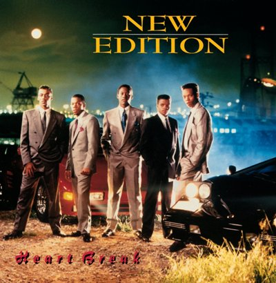 New Edition - Heartbreak