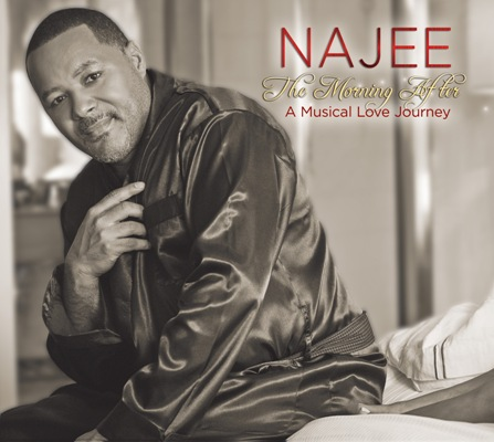 Najee - The Morning After cropped