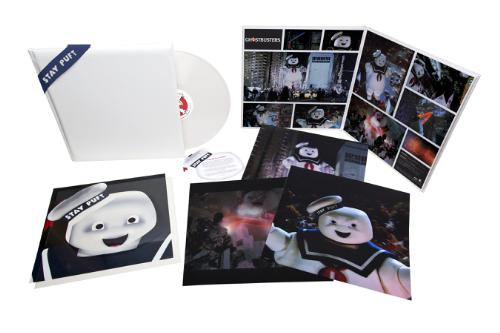 Ghostbusters Stay Puft Vinyl