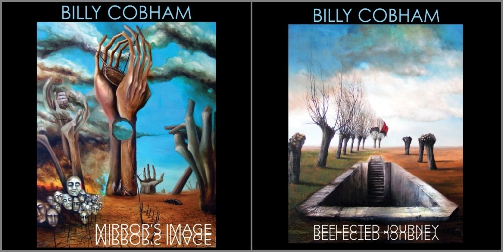 Billy Cobham - Mirror's Image & Reflected Journey