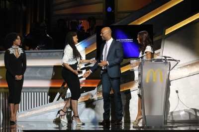 McDonalds 365 Awards - 2015