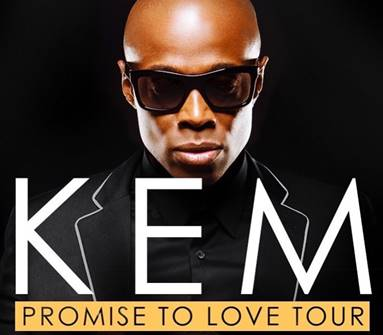 Kem - Promise to Love Tour II