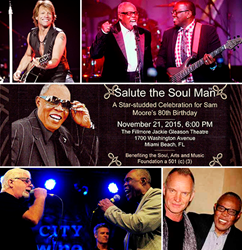 Sam Moore - Salute The Soul Man 2015