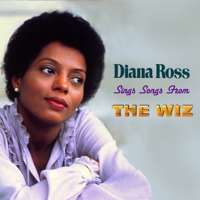 Diana Ross - Sings Songs From The Wiz