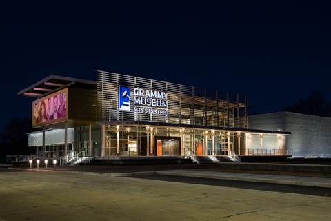 Grammy Museum in Miss. - 2016