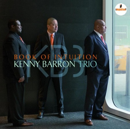 Kenny Barron Trio - Book of Intuition