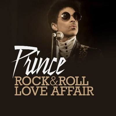 Prince - Rock & Roll Love Affair II