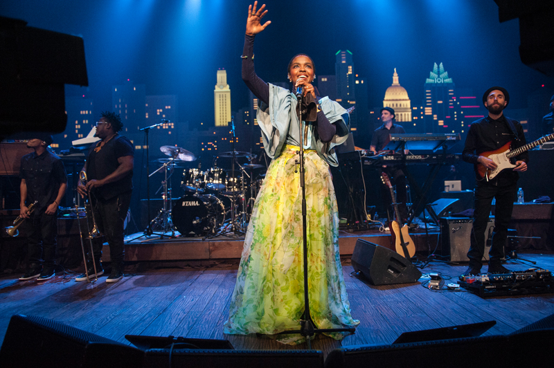 Lauryn Hill on PBS