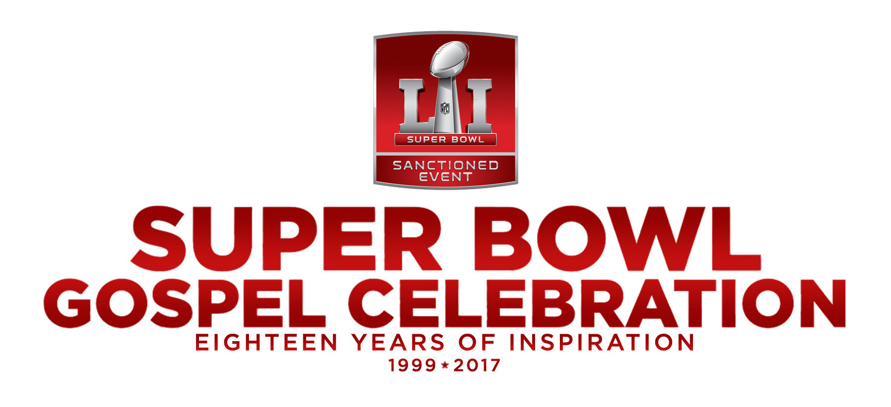 18th Annual NFL Sanctioned Super Bowl Gospel Celebration (PRNewsFoto/Super Bowl Gospel Celebration)