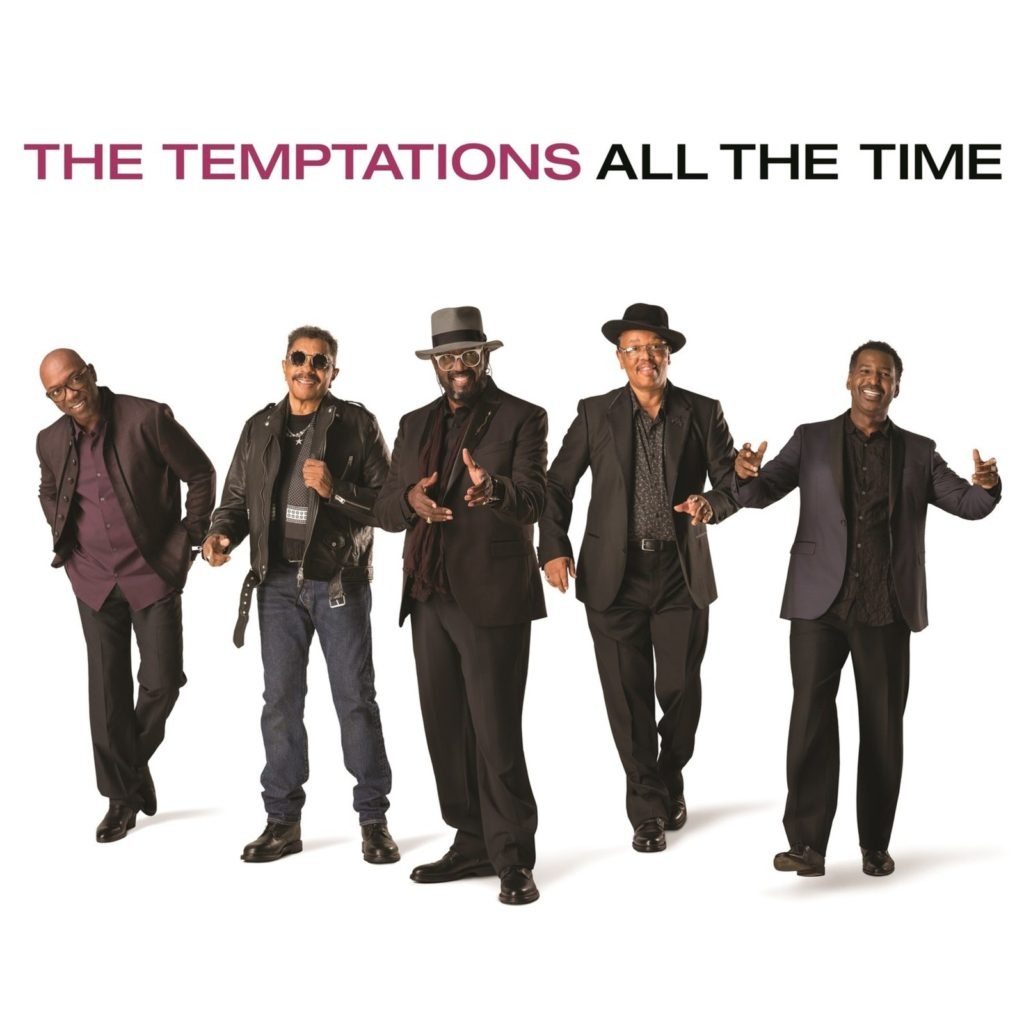 The Temptations To Release New Album Quot All The Time Quot On May