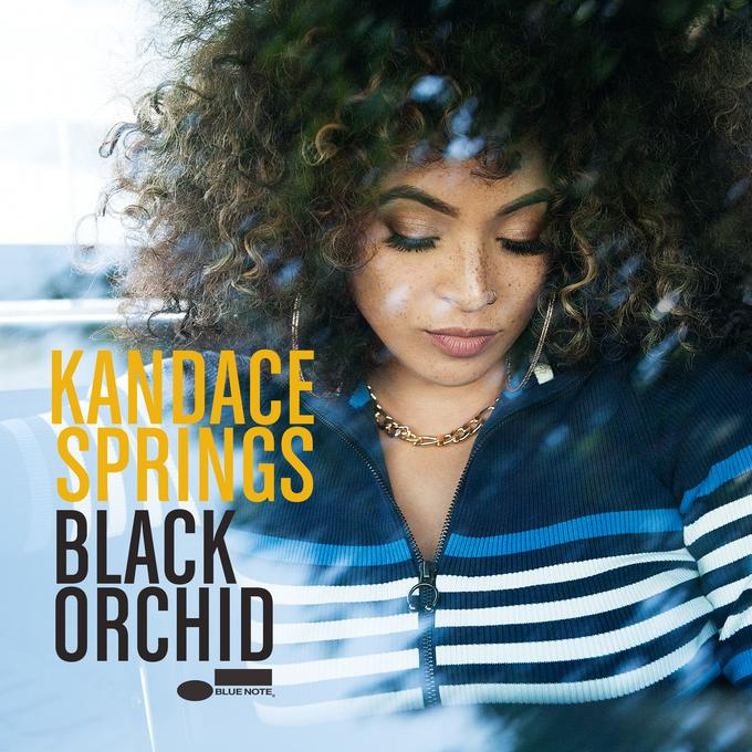 Kandace Springs To Release New Ep Black Orchid On April 20th 2018 Watch New Video