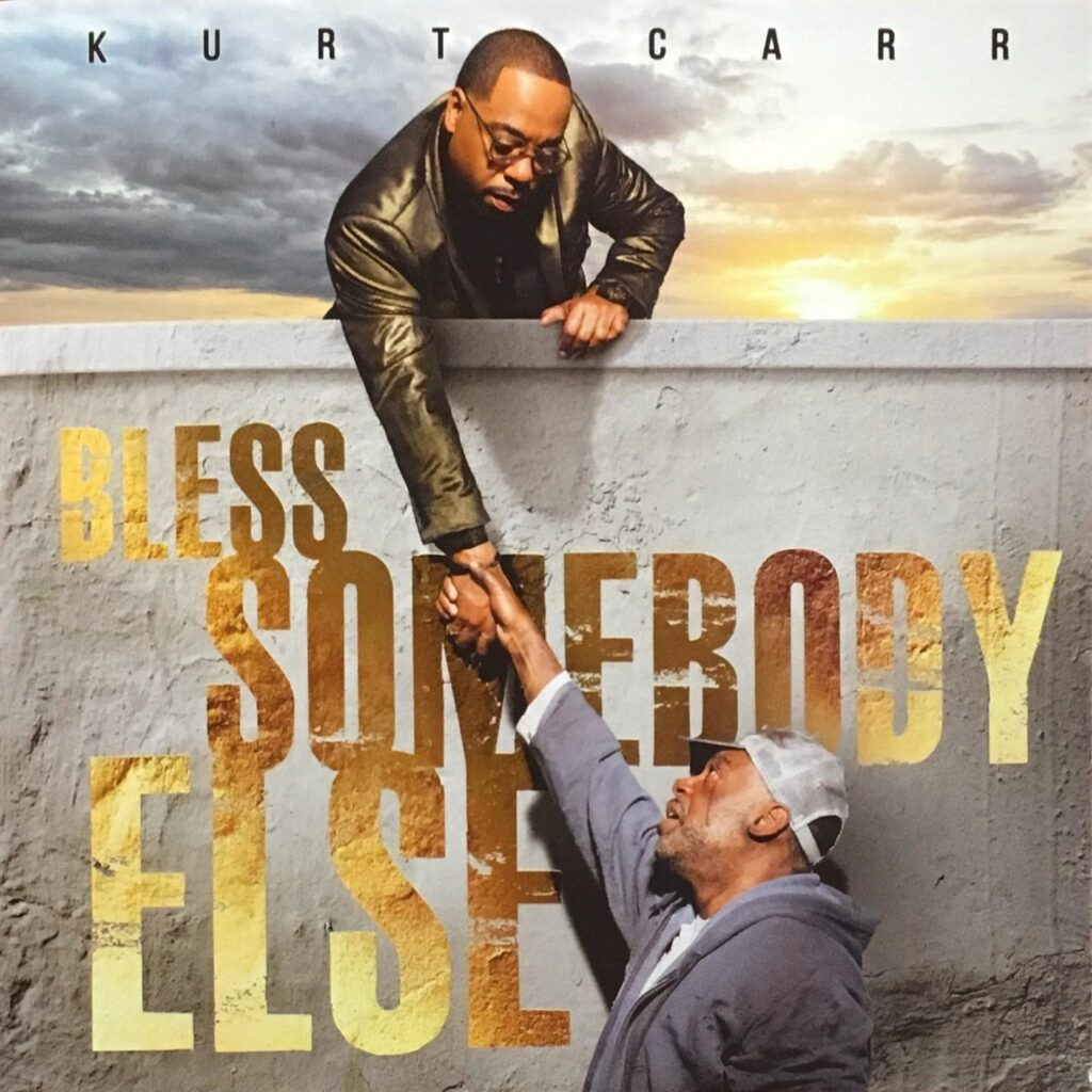 Singer Kurt Carr Releases Anticipated New Album